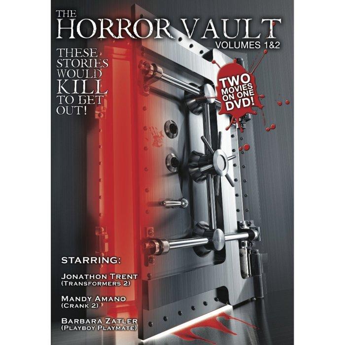 horror vault dvd