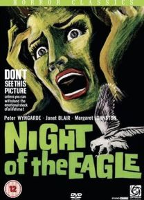 night of the eagle - dvdcover