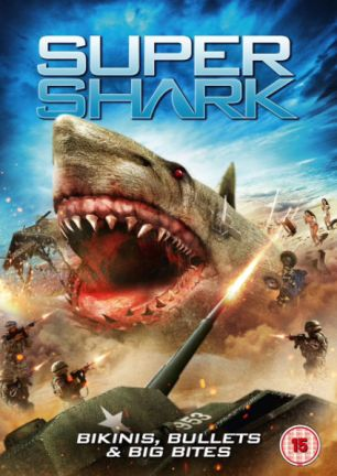 super shark dvd