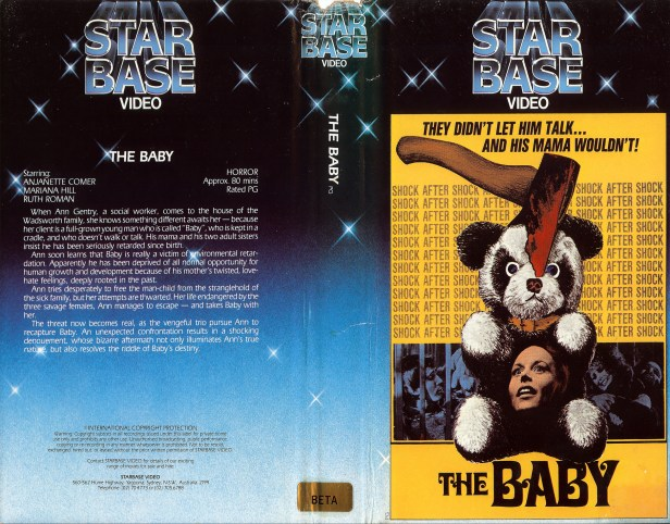 the baby vhs