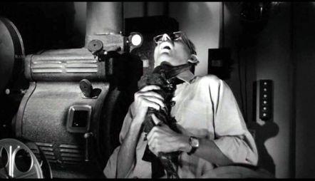 tingler cinema projectionist