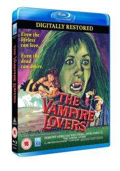 Vampire Lovers Final Cut Blu-ray