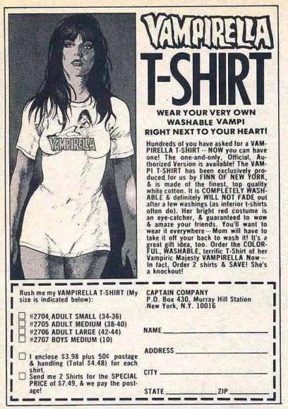 Vampirella-t-shirt-ad