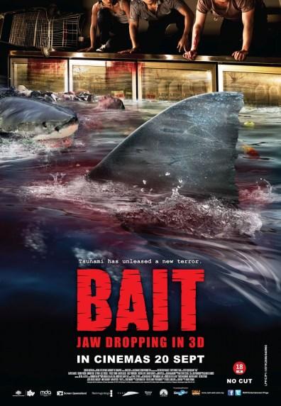 Bait 3D shark horror