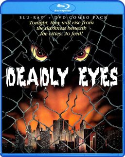 Deadly Eyes Blu-ray