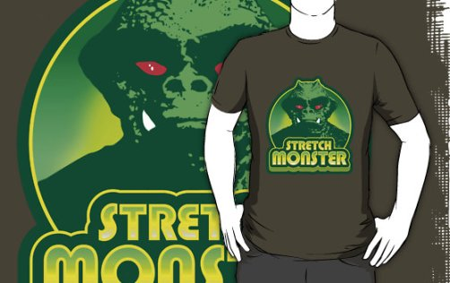 Stretch Monster T-shirt
