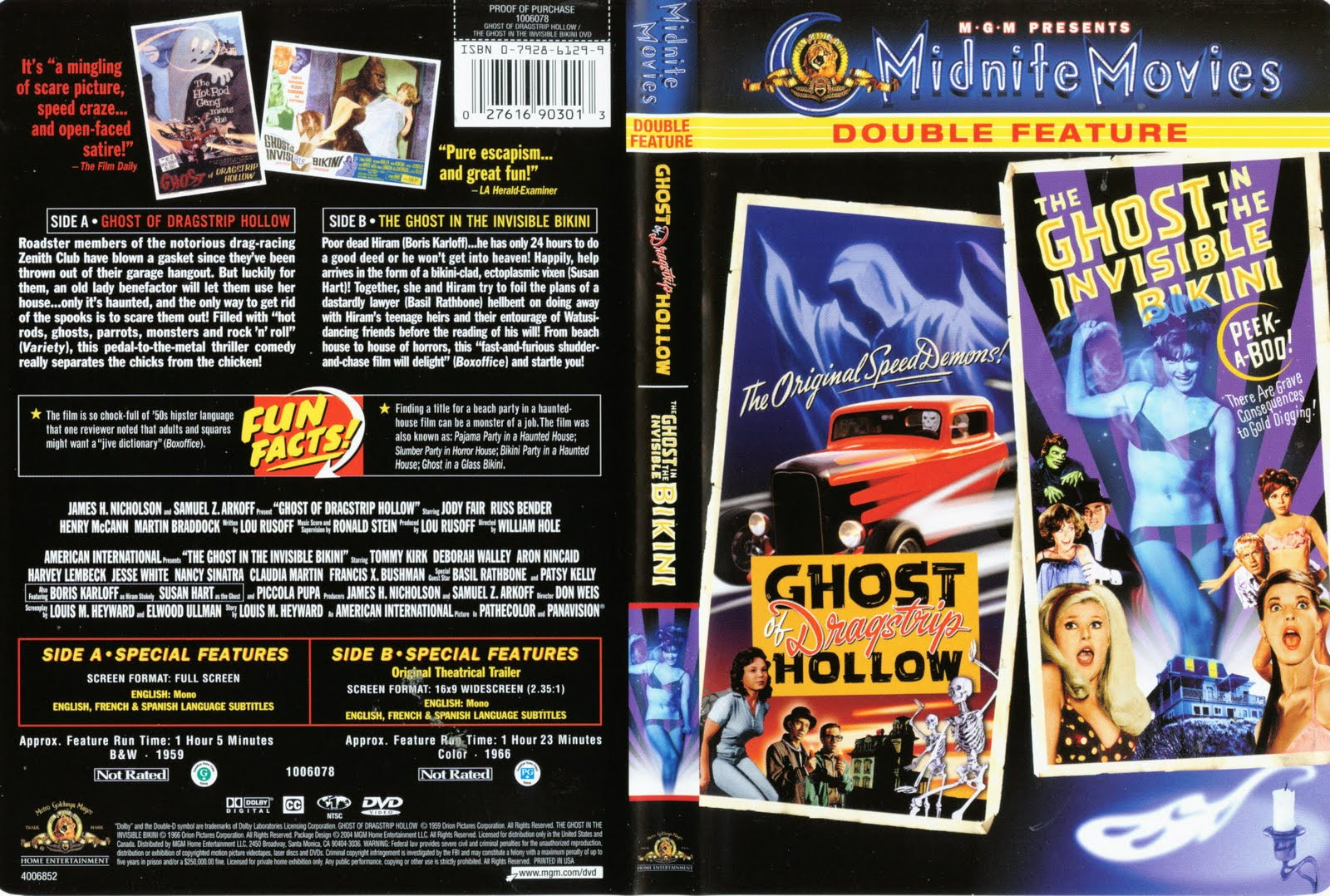 Ghost of Dragstrip Hollow The Ghost in the Invisible
