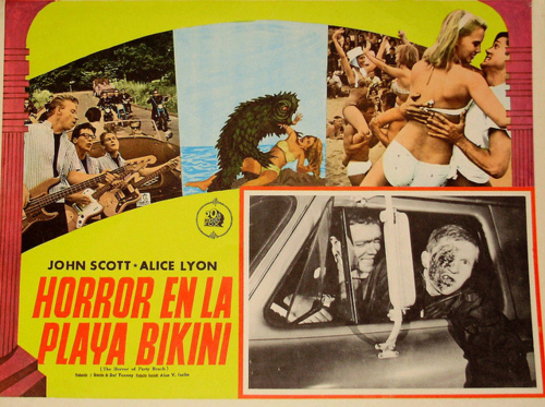 Horror-at-Party-Beach-Mexican-lobby-card