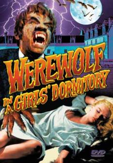 Lycanthropus - Werewolf in a Girl's Dormitory - Ghoul in a Girl's Dormitory - 1961 - Paolo Heusch - 009
