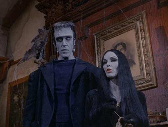 munsters unaired colour pilot