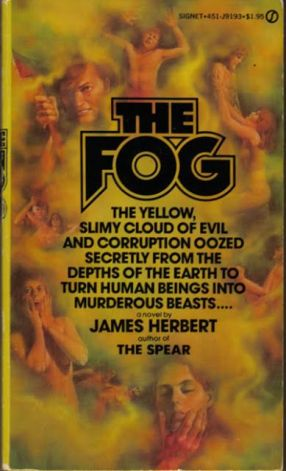the fog james herbert signet books