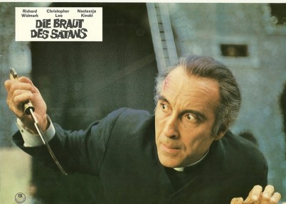 to the devil a daughter die braut des satans christopher lee