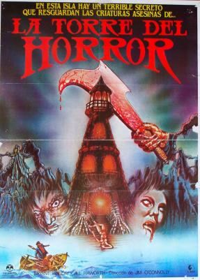 Tower-of-Evil-La-Torre-del-Horror-Spanish-poster