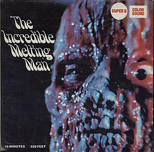 incredible melting man 8mm castle films