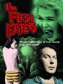flesh eaters dvd