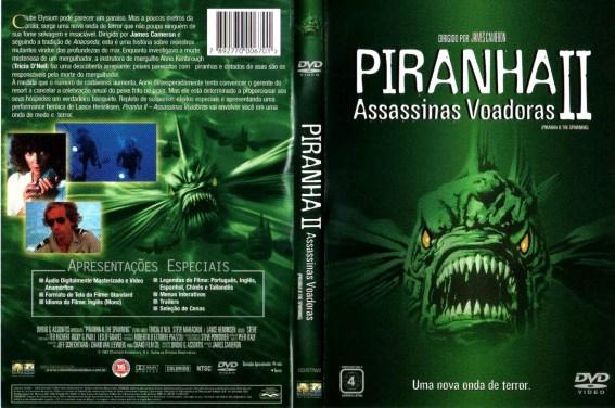 Piranha - II - Assassinas Voadoras