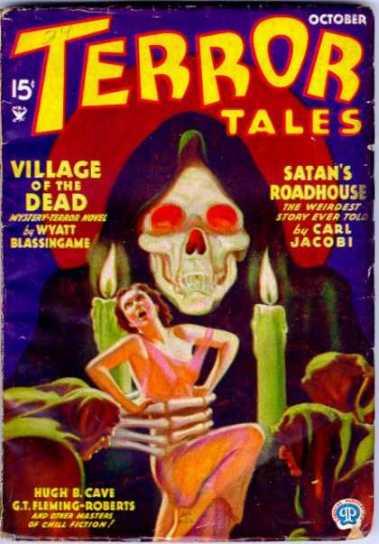 terror tales village of the dead satan's roadhouse