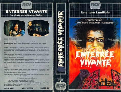 house-of-usher-enterre-vivante-VHS