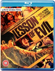Lesson of Evil Third Window Films Blu-ray