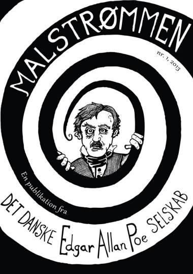 Malstrømmen Danish Poe Society magazine cover