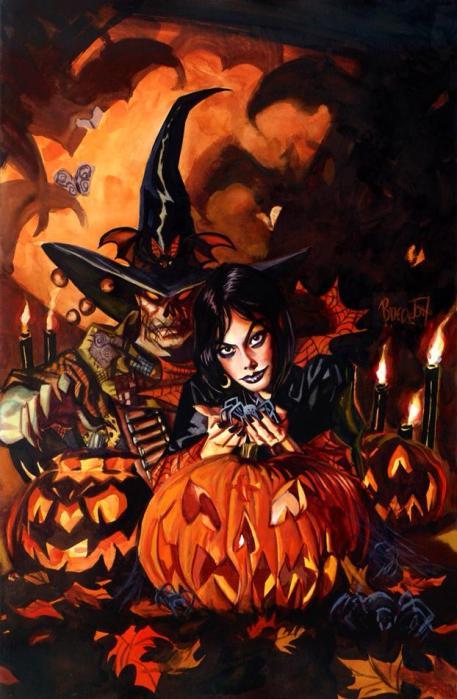 Dan-Brereton-jack-o-lantern-Halloween-artwork