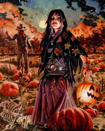 Evening_Death_and_Pumpkins