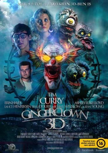 Gingerclown_3D_poszter