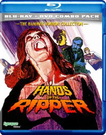 hands of the ripper synapse films blu-ray + DVD combo