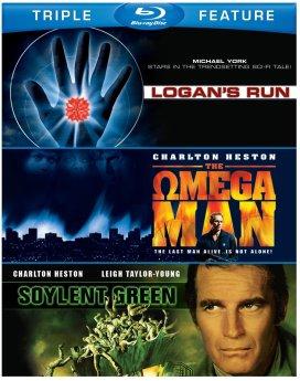 logans run + omega man + soylent green