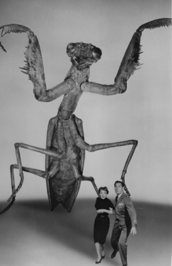 deadly mantis 1957