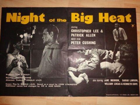 night-of-the-big-heat-quad-poster