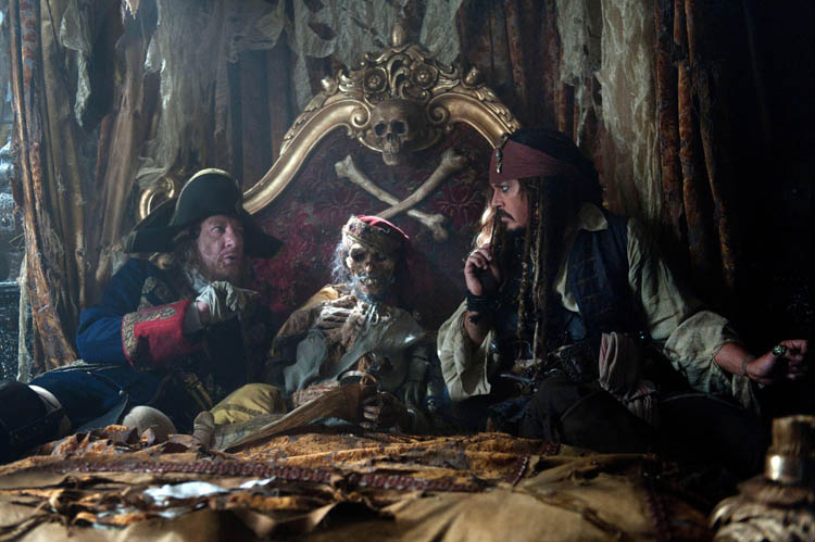 Pirates Of The Caribbean On Stranger Tides 2011 Reviews And Overview