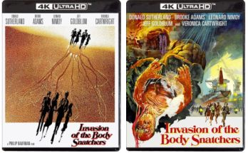 Invasion-of-the-Body-Snatchers-movie-film-1978-sci-fi-horror-4K-Ultra-HD-Blu-ray-cover-Kino-Lorber-reviews