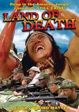 Land of Death DVD