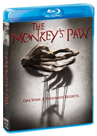 monkey's paw shout! factory blu-ray