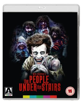 people under the stairs blu-ray arrow video