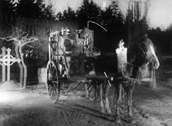 phantom carriage 1921