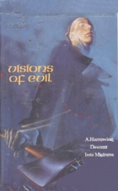 visions of evil aka so sad about gloria prism vhs front