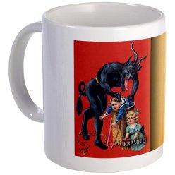Krampus-mug