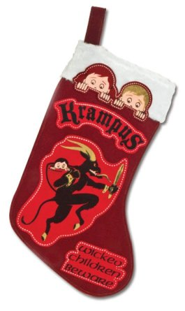 Krampus-stocking