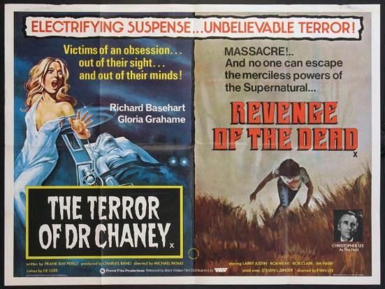 Terror-of-Doctor Chaney-Revenge-of-the-Dead-British-Brent-Walker-poster