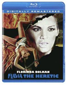 flavia the heretic florinda bolkan blu-ray cover