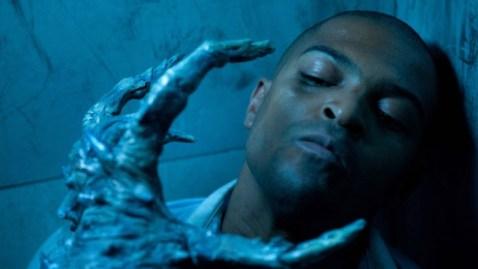 storage 24 alien hand Noel Clarke