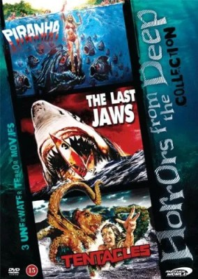 horrors of the deep piranha the last jaws tentacles