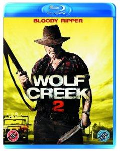 Wolf Creek 2 Bloody Ripper Blu-ray