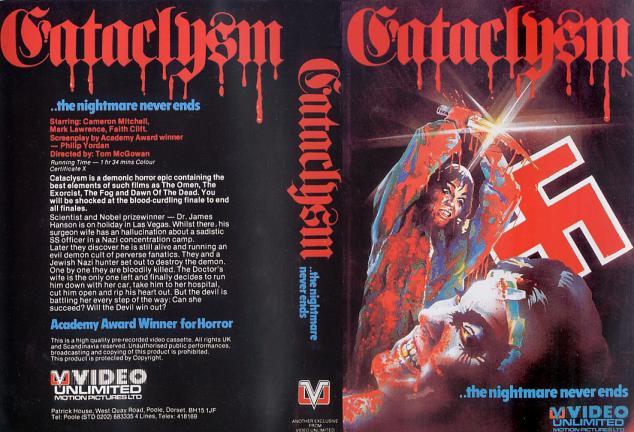 1980 - Cataclysm (VHS)