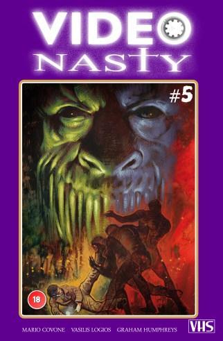 comic cover 5