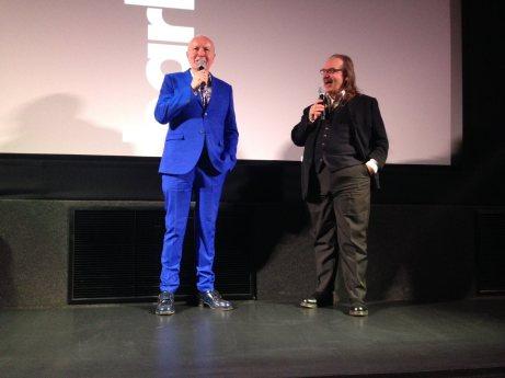 David McGillivray Kim Newman House of Mortal Sin Barbican cinema House of Walker