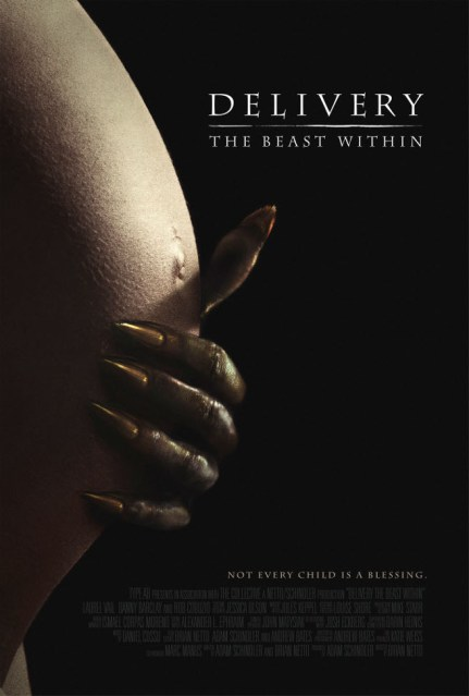 delivery the beast within 2013 brian netto