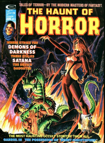 haunt of horror no.5